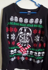 CCO **Star Wars Christmas sweater